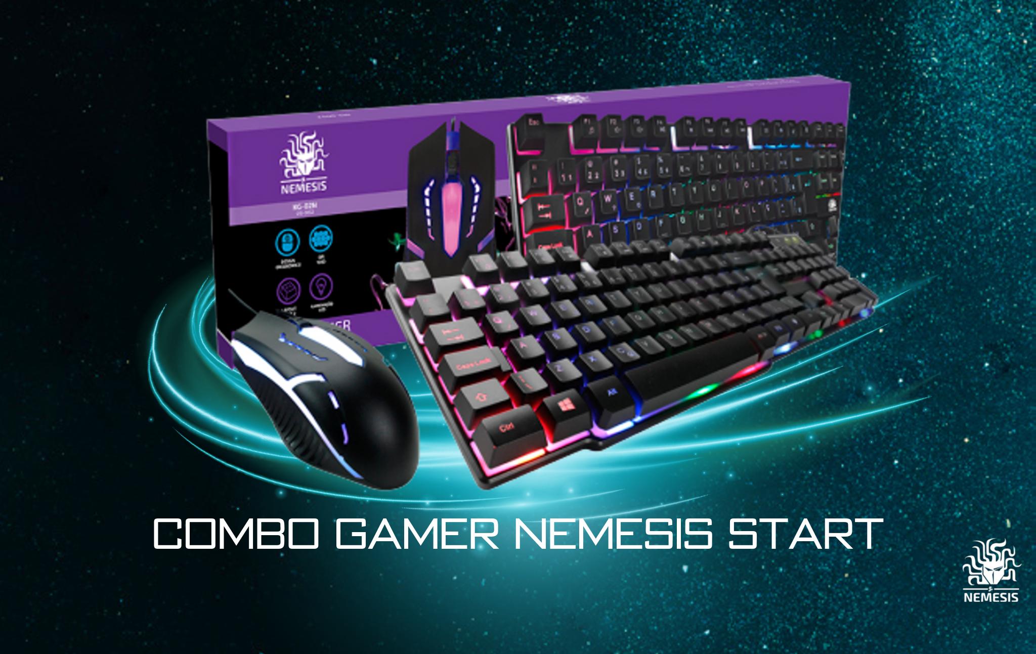 Combo Nemesis start